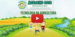 Embedded thumbnail for Agrinho 2018 -