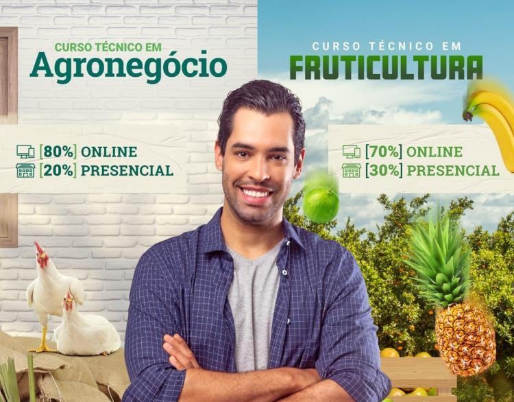 Curso Técnico em Agropecuária encerra inscrições com recorde de 7,4 candidatos por vaga