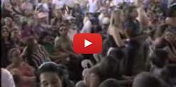 Embedded thumbnail for Produtores de MS protestam as demarcações de terras em visita da Presidente - SBT