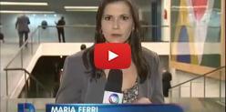 Embedded thumbnail for Agricultores protestam contra demarcações em Brasília - Jornal da Record