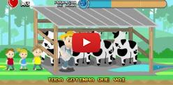 Embedded thumbnail for O Agrinho MS e a produção de água no campo