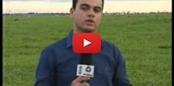 Embedded thumbnail for Produtores protestam contra demarcação de terras indígenas - TV Morena