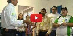 Embedded thumbnail for Capacitação Venezuelanos - TV Brasil Pantanal