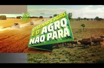 Embedded thumbnail for Agro Não Pára